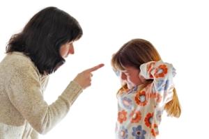 Чего нельзя делать родителям
