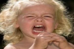 Истерики детей: как их предотвратить?