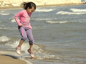 Влияние жары на маленьких детей