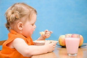 Детское питание: рецепты блюд