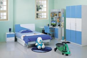 Детская комната или спортивный зал?