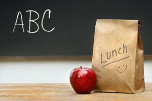 Полезные перекусы для школьников