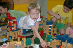 Воспитание и обучение в дошкольном возрасте