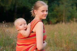 Слинг – настоящий мамин помощник