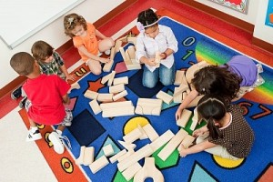 Детский сад: собираемся вместе