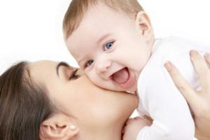 Первый год жизни вашего малыша