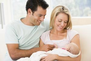 Что делать с новорождённым?