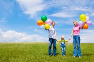 Роль мамы и папы в воспитании