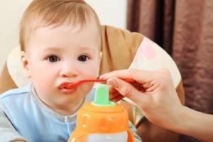 Новое питание для ребенка