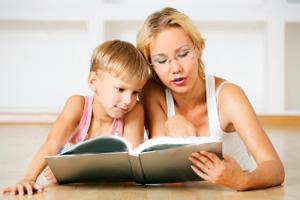 Как правильно учить ребенка читать?