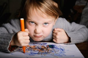 Агрессивность в поведении ребенка