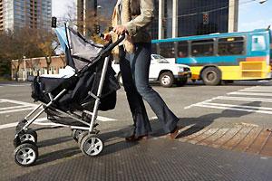 Что брать на прогулку с малышом
