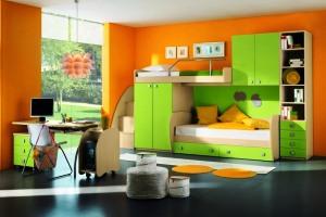 Ремонт и обстановка детской комнаты