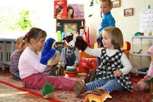 Психологическая подготовка к детскому саду