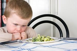Если ваш малыш отказывается есть