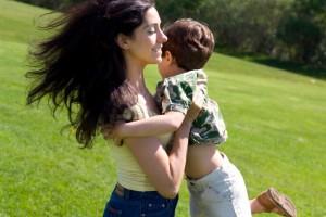 Играем с ребенком на свежем воздухе