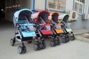 Выбираем правильную коляску малышу
