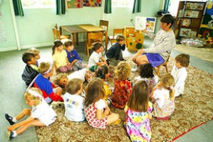 Как оформить комнату в детском саду