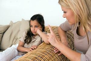 Взаимоотношения в семье и психика детей