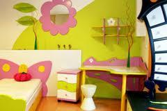 Дети и комната по их характеру