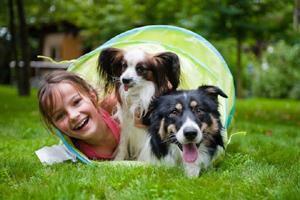 Ваши дети и домашние животные