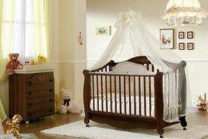 Кроватка для вашего младенца