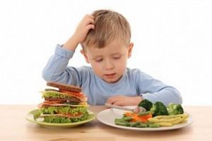 Ребенок-вегетарианец - вредно ли?