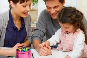 Ценности в отношениях родители-дети