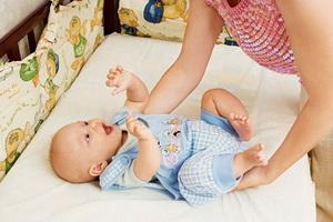 Правила ухода за ребенком - табу