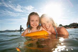 Что нужно подготовить для отдыха на море с ребенком?