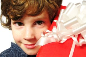 Что подарить пятилетнему мальчику?