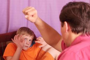 Физические наказания для ребенка
