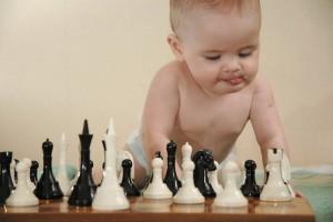 Игры для развития детей в 5-12 месяцев