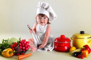 Питание ребенка: детский летний рацион