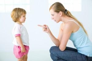 """Как сказать ребенку """"нельзя"""""""