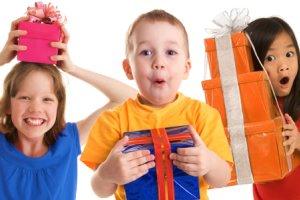 Что подарить вашему ребенку?