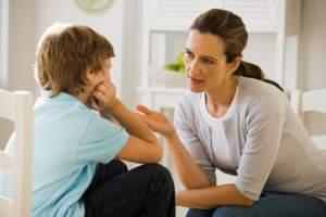 Беседа с ребенком: важность и значение
