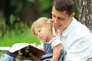 Личный пример родителей для детей