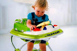 Как выбрать ходунки для детей?