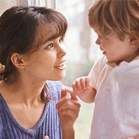 Как правильно говорить с ребенком