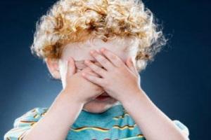 Если у ребенка застенчивый характер