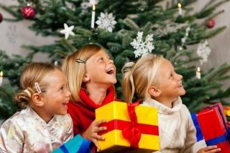 Мама и малыш: как весело для всех отметить Новый год?