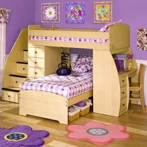 Основные идеи для оформления детской комнаты или создаем маленький сказочный мир